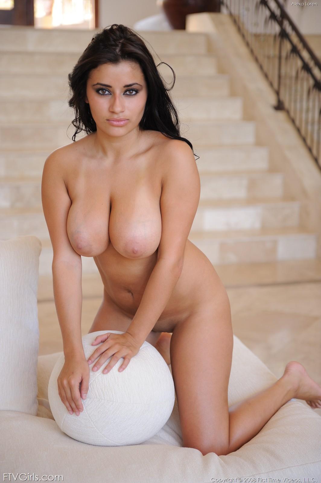 Alexa latina nude pics