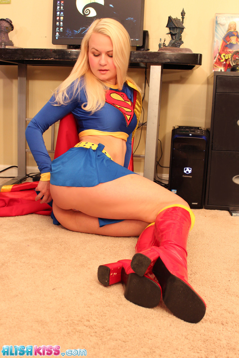 The Superwoman Sky In Blowjob