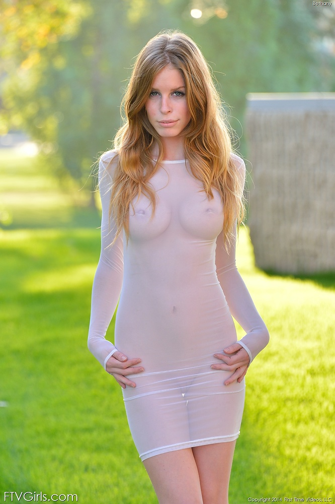 Bethany Ftv Sheer Dress Love-5513