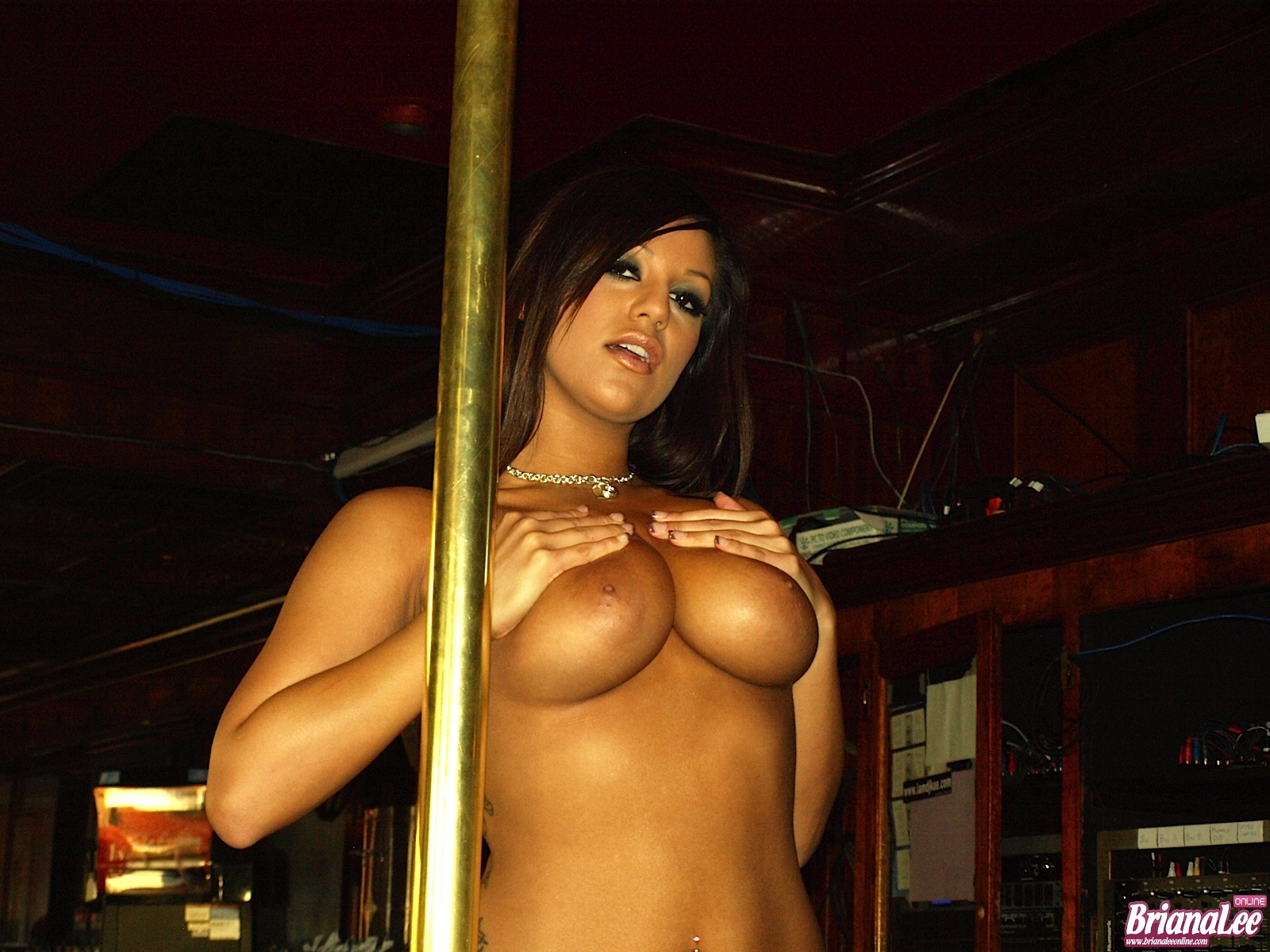 strippers naked female cummed