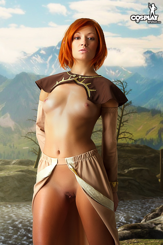 Cosplay nude pics-5235
