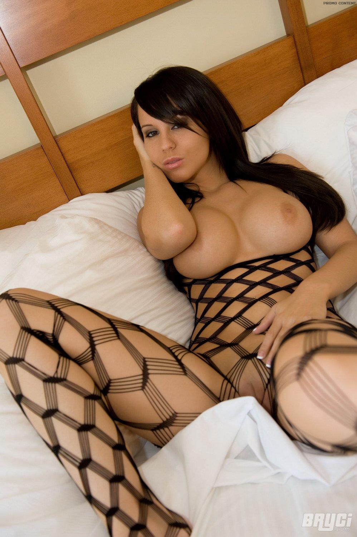 Naked body stocking