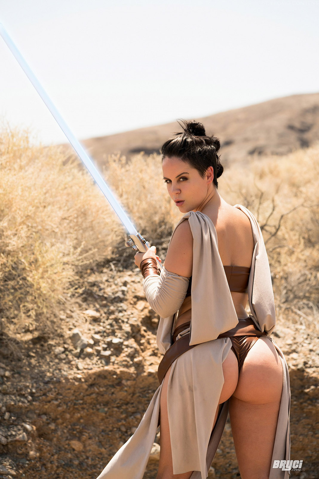 from Enrique sexy star wars cosplay naked