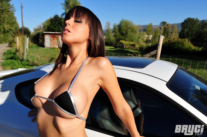 Фото сексуальные девушки и автомобили 5 фотография