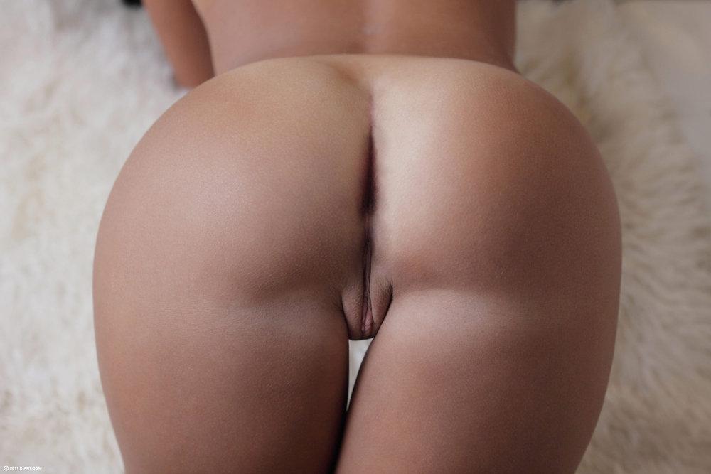 Brazilian butt naked