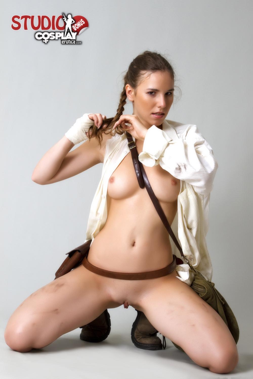 Indiana jones girl nude