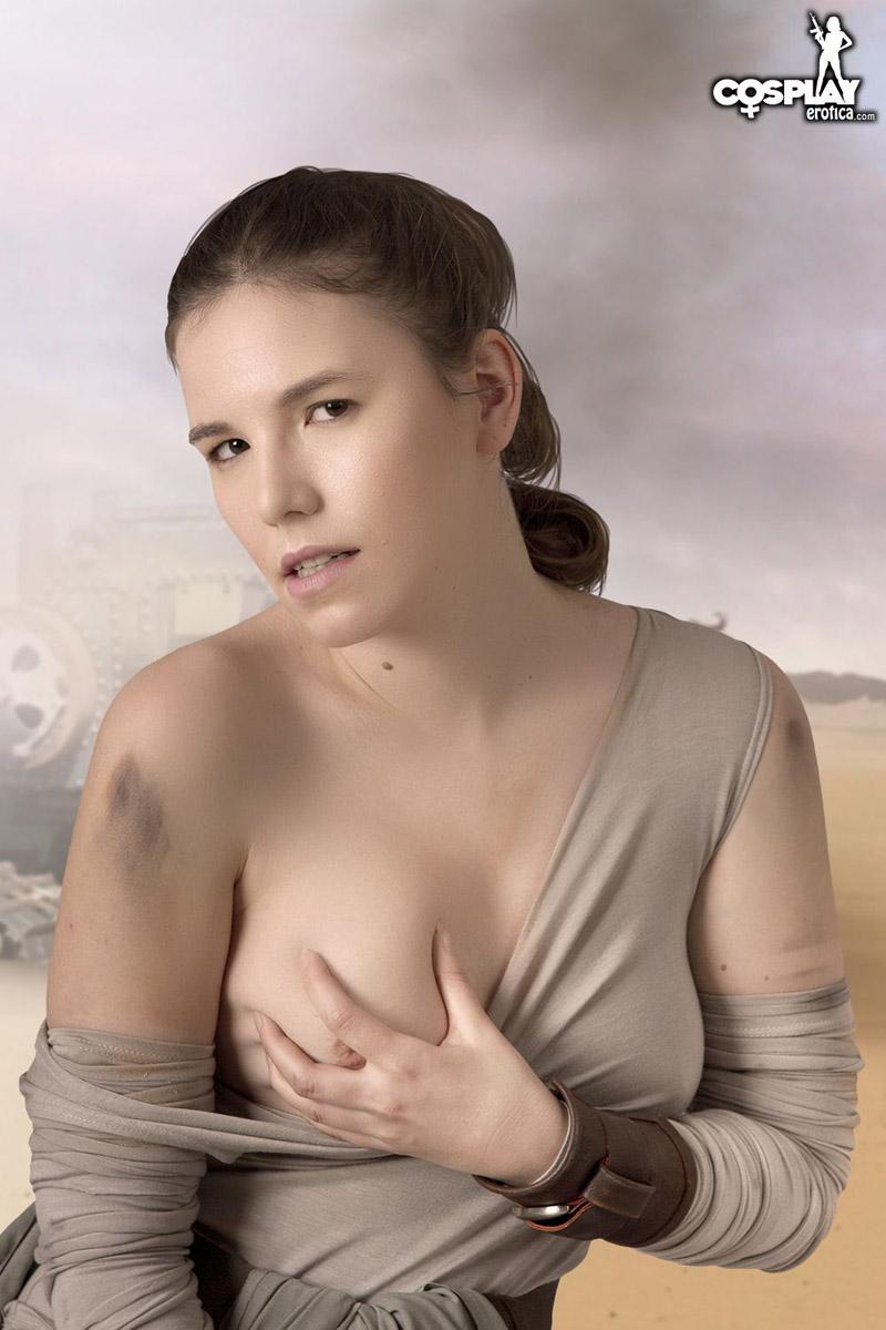 star wars erotica nude