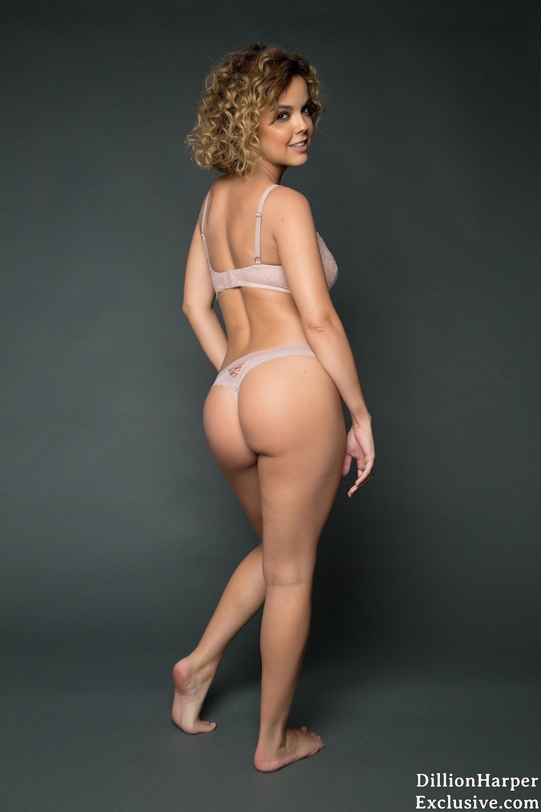Dillion Harper Bra And Panties