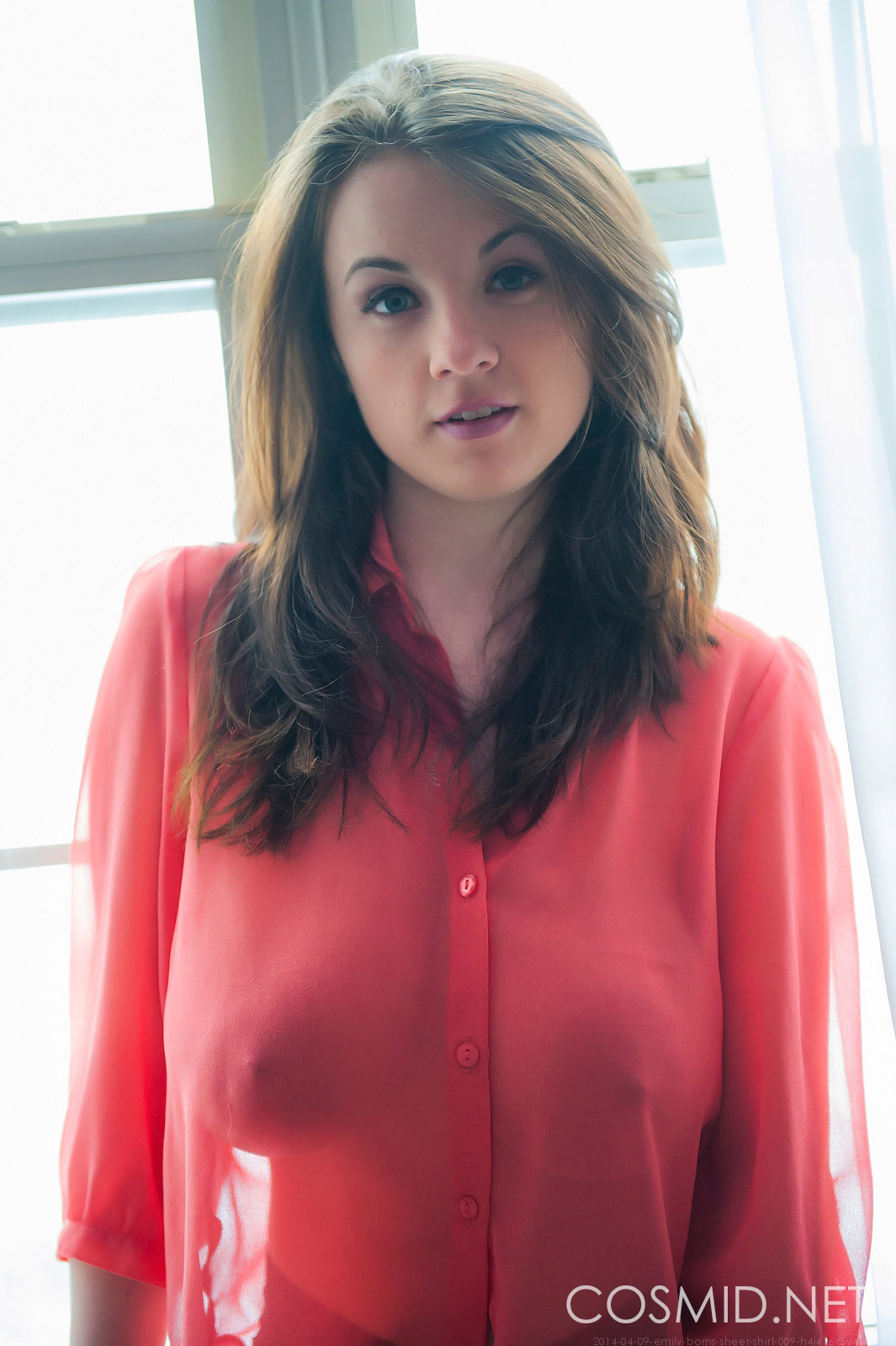 Emily Born Busty Beauty-5258