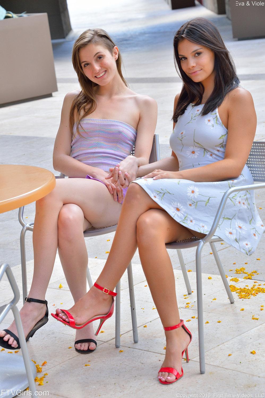 skirts ass Asian girls short