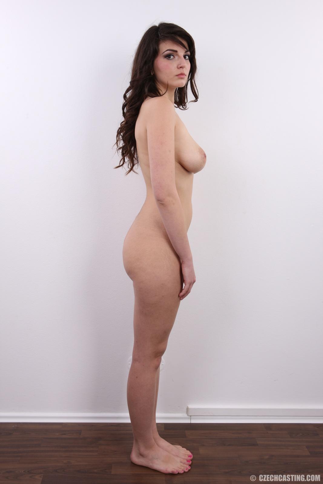 Korean fashion model nude