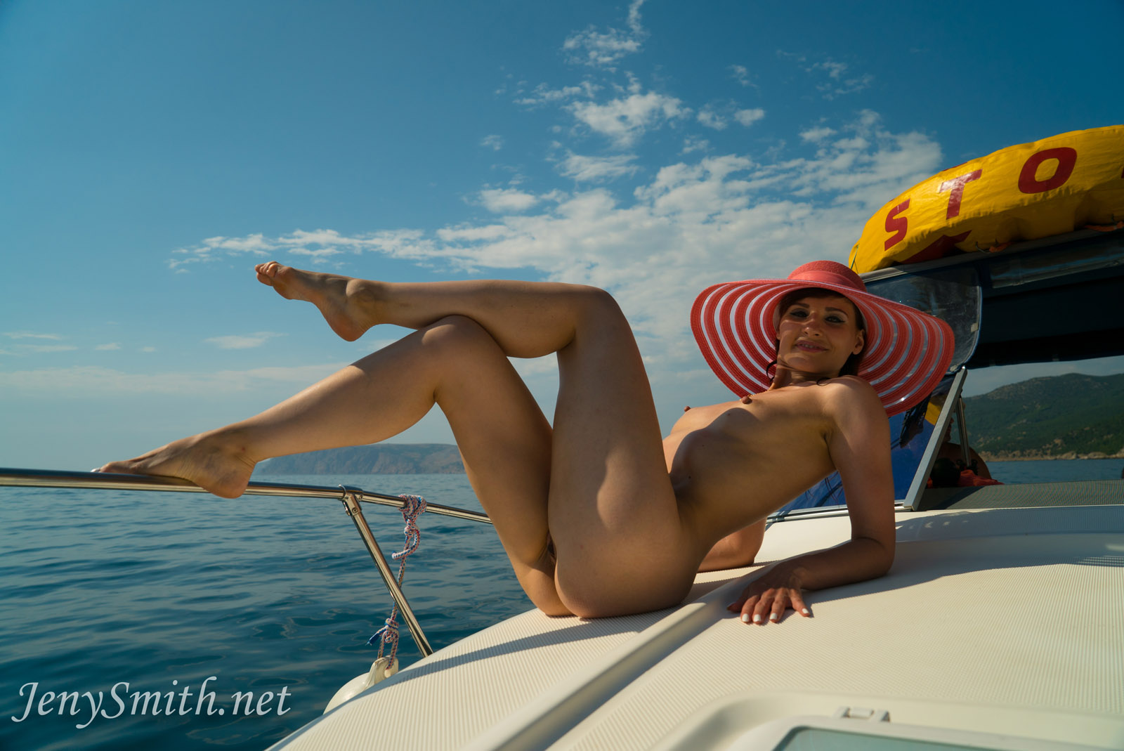 from Vicente nude guy boat pics
