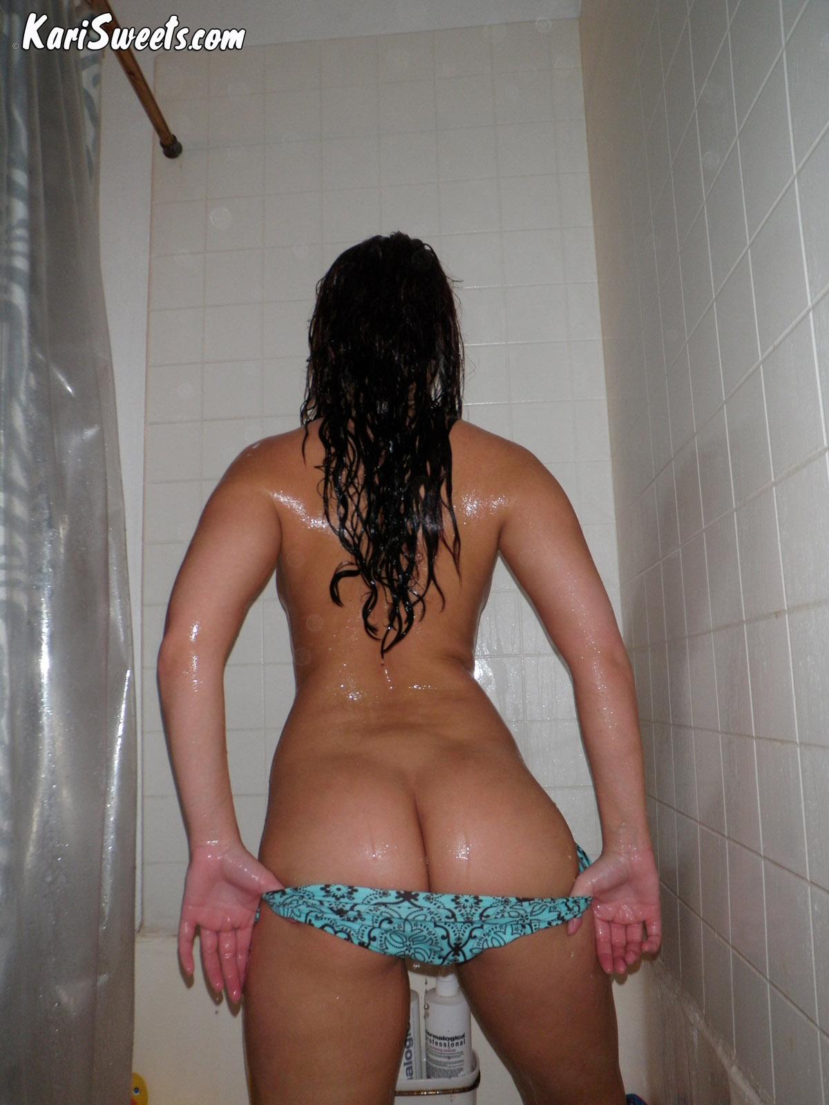 Bikini kari sweets shower