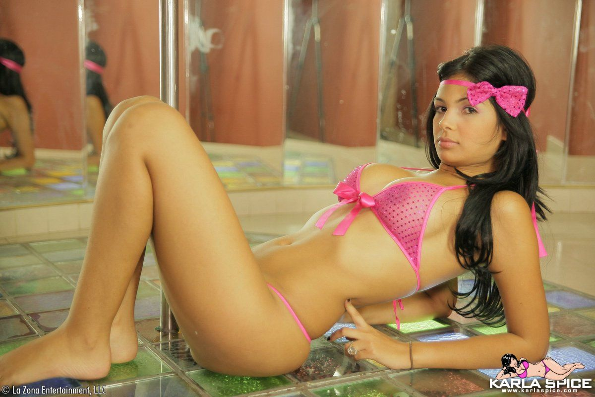 Karla spice pink dancer