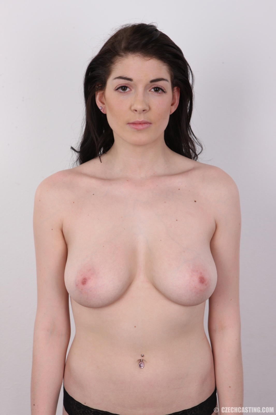 Czech casting nude girls