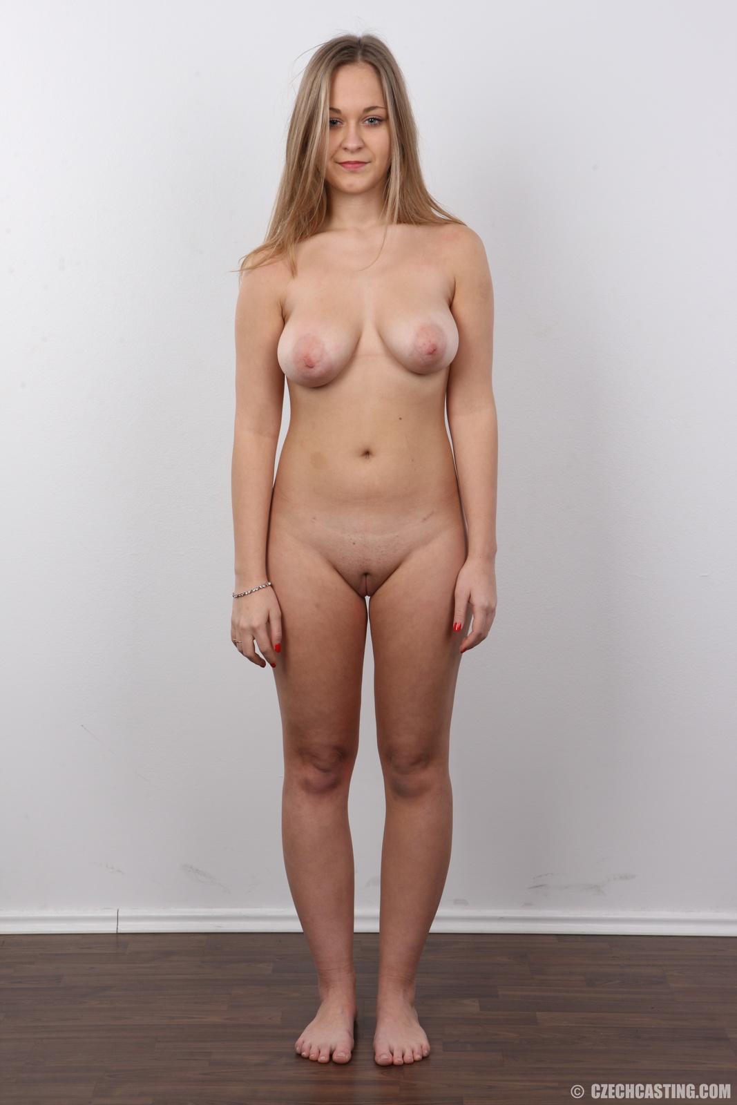 Nude casting same