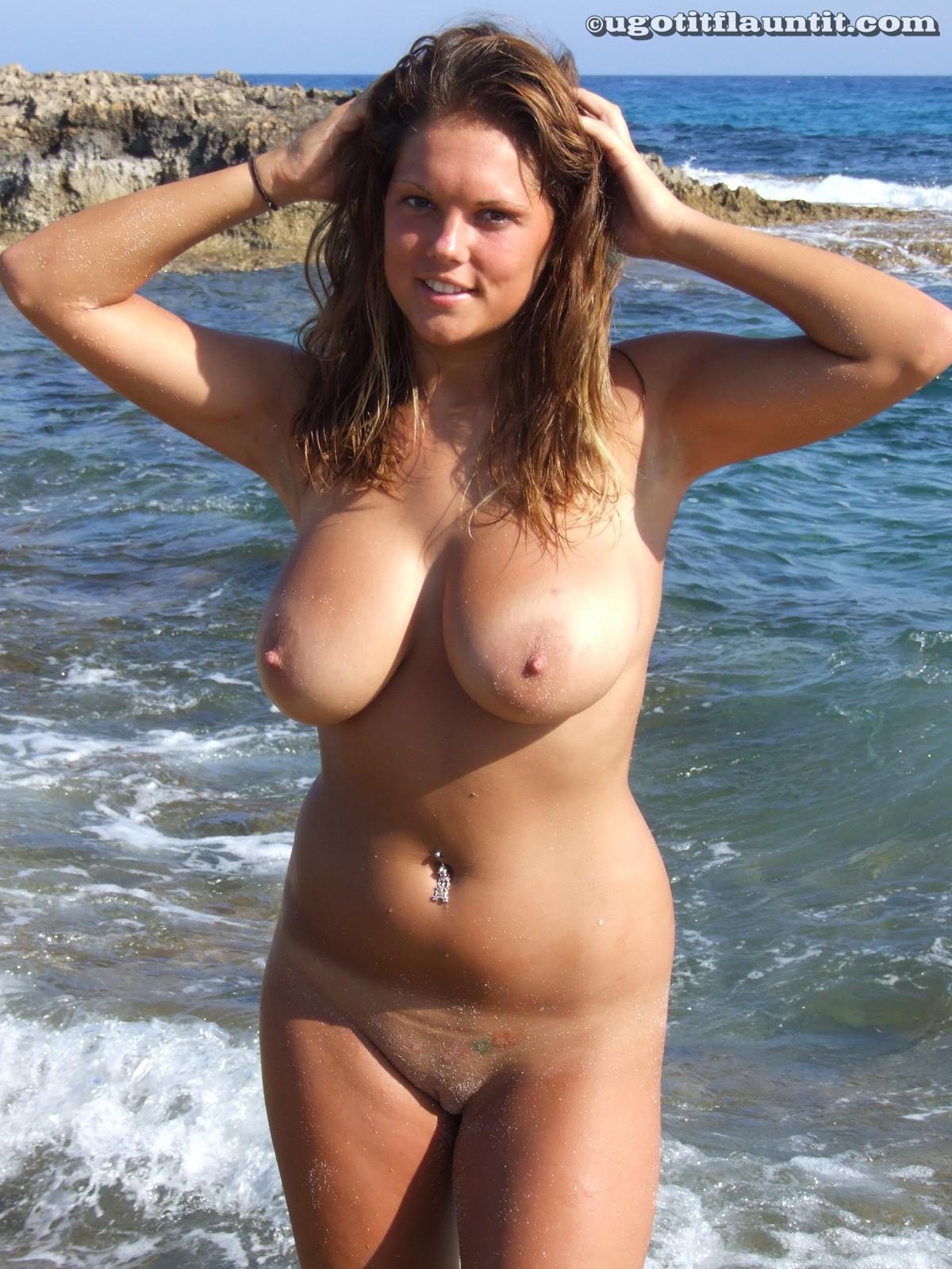 nudist Naked russian girl