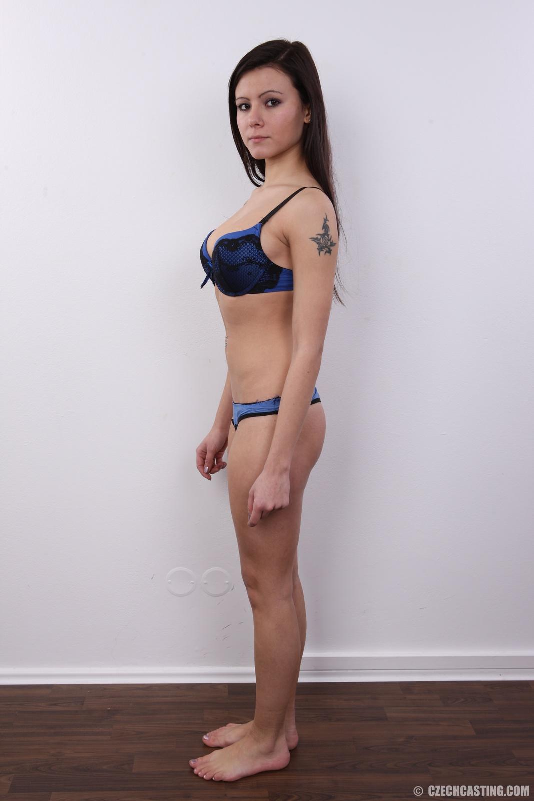Kristyna Cute Casting Girl