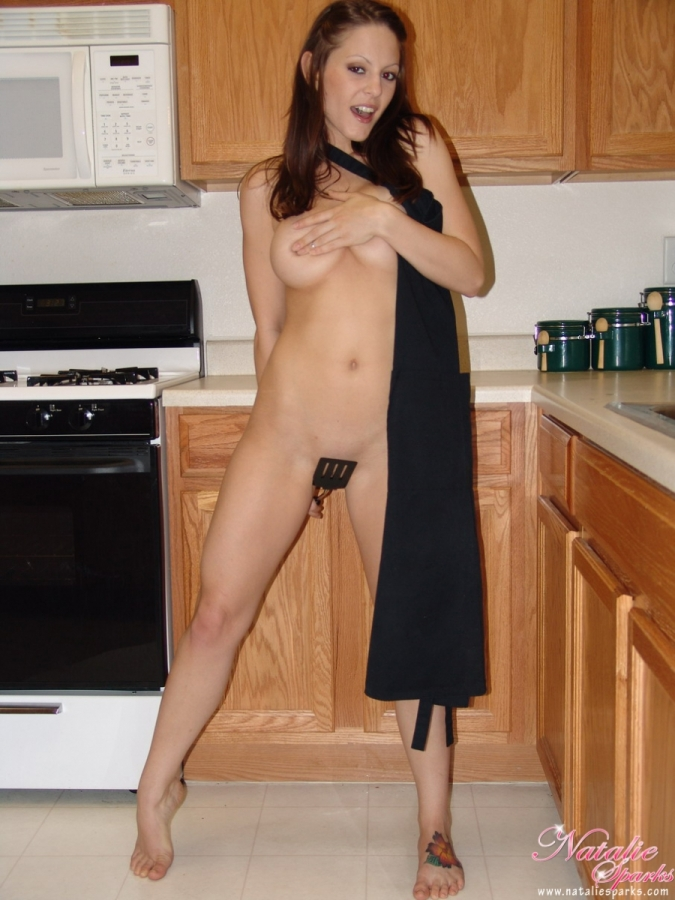 Remarkable Sexy nude babes in aprons recommend you