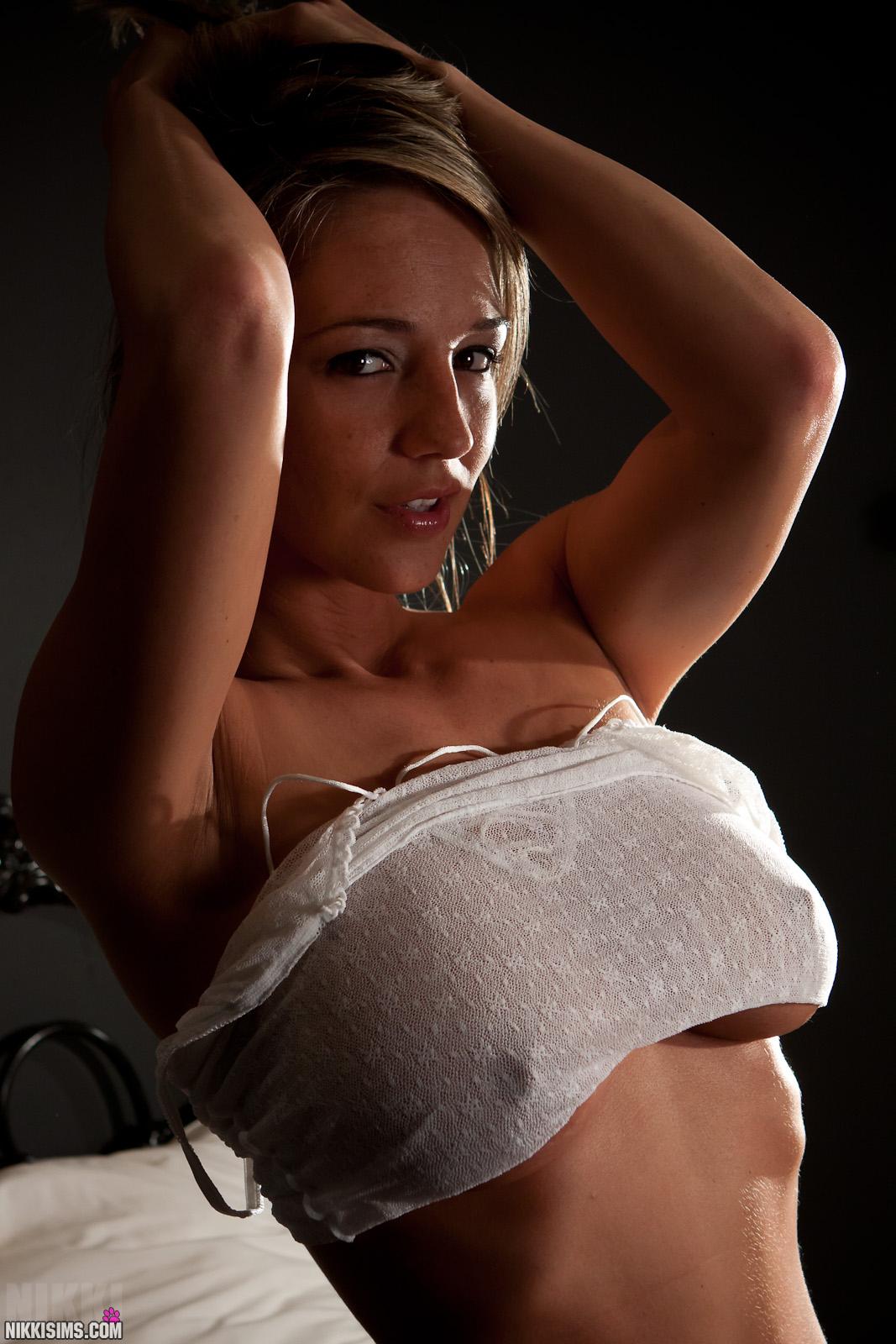 Seems brilliant big boobs tight shirt no bra tits