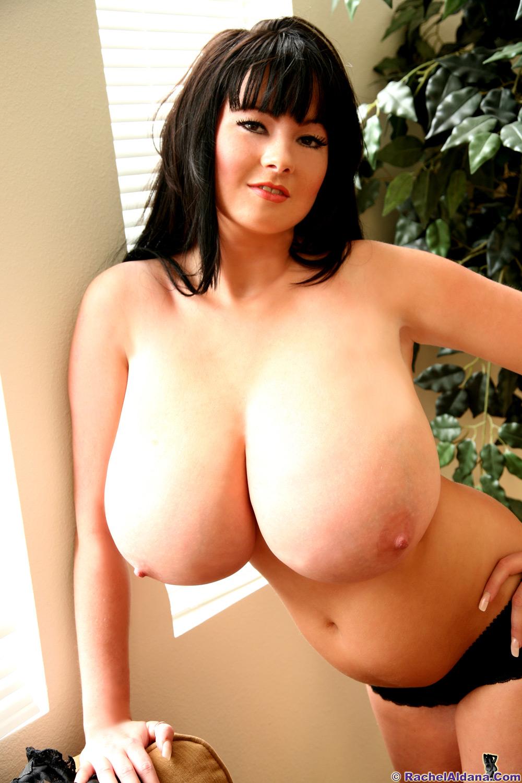 Rachel aldana big tits are