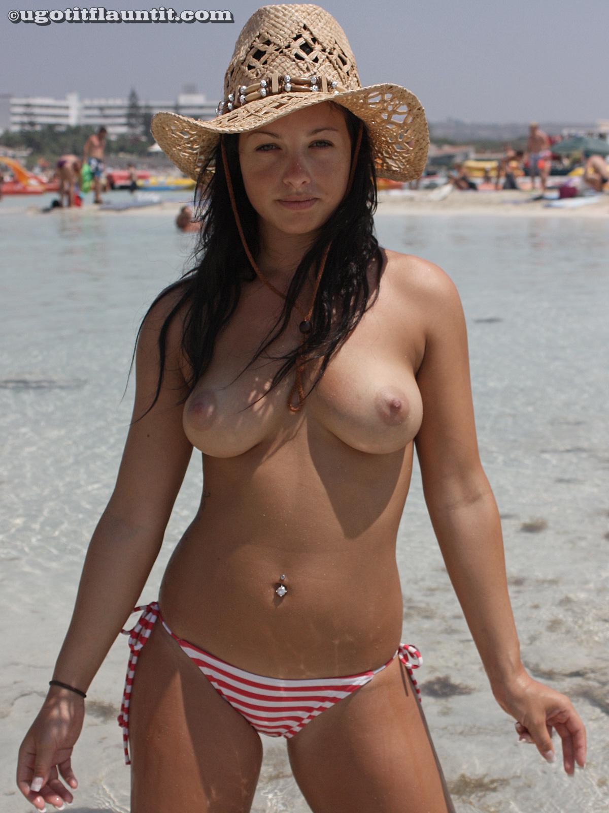 Naked bikini fails