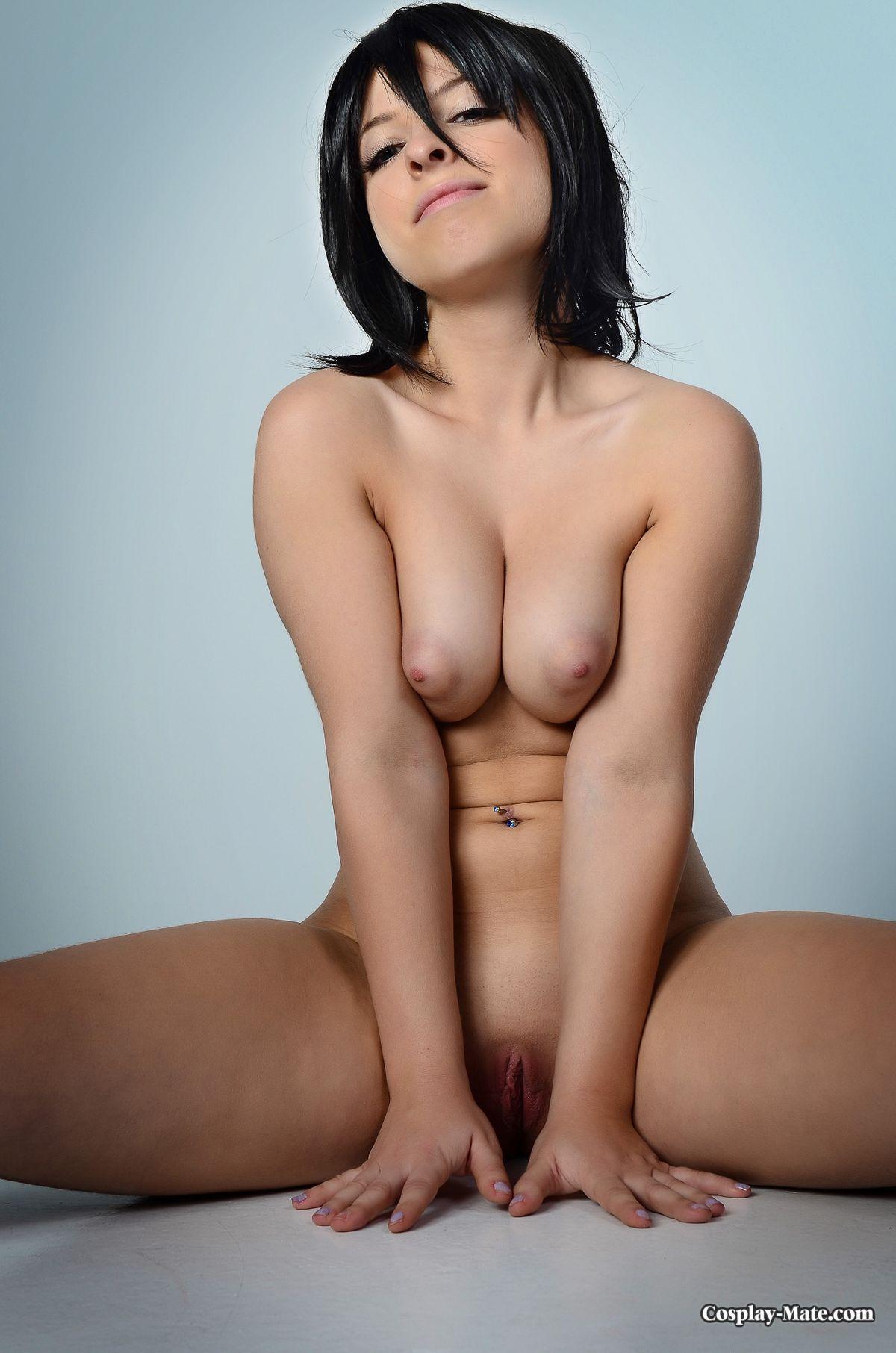 Sexy bleach girls showing pussy taste