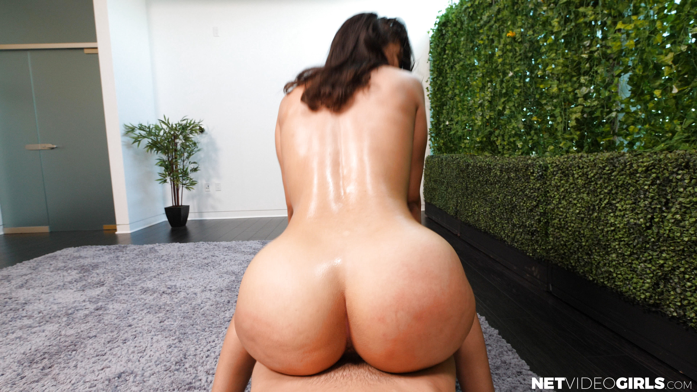Wrestling nude