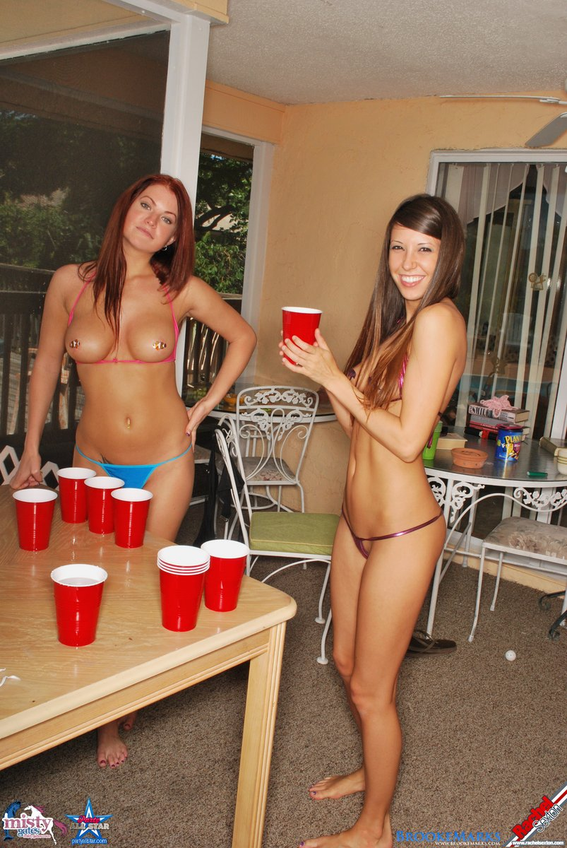 Strip Pong Party Girls-1471