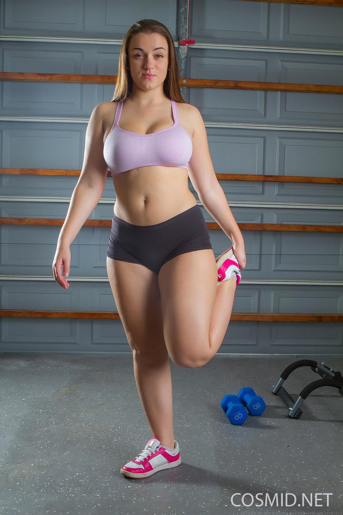 Huge boobs amateur brooklyn video see