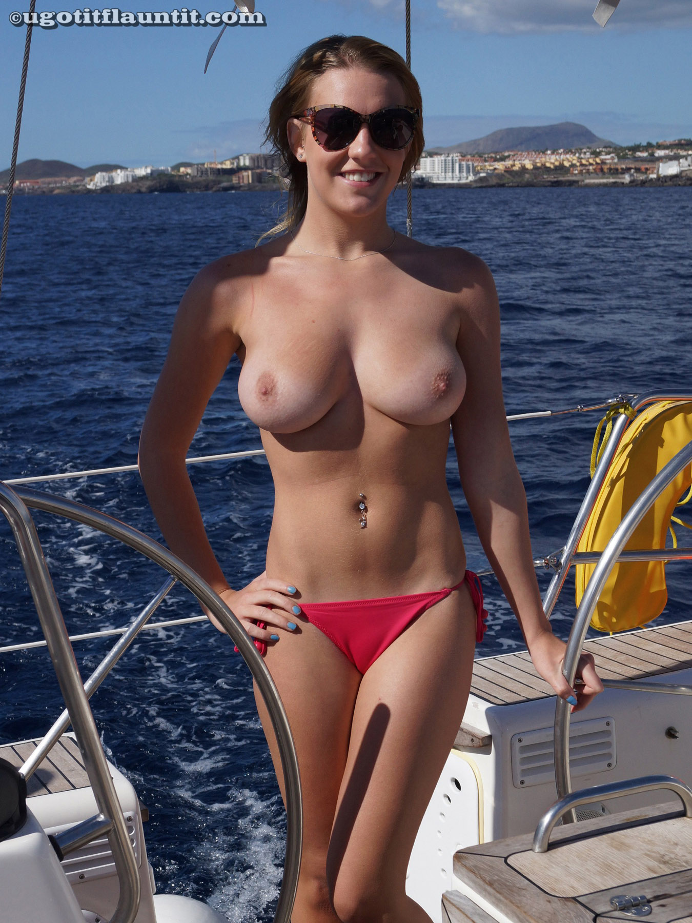 Its topless boating hairless
