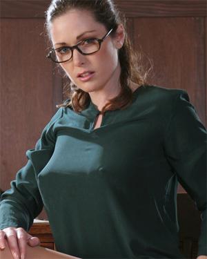 Aimee Sweet Sexy Temp Worker