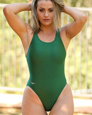 Alexis Spread Swimsuit Heaven