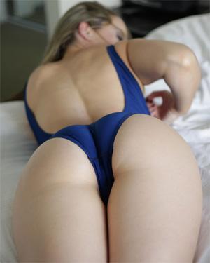 Alexis Tight Bikini In Bed