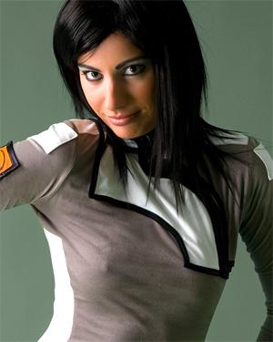 Alila Captain Cosplay