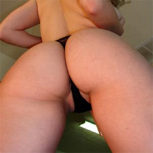 Alisa Kiss Lovely Ass