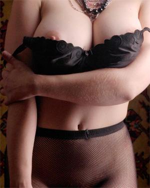 Aneli A Stockings