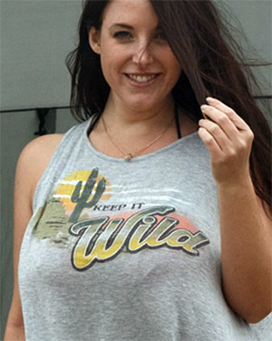 Angela White Keeping It Wild