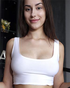 Angelina Socho Has Superb Breasts