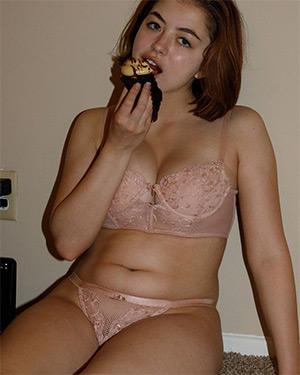 Aria Sky Cupcakes and Titties Zishy