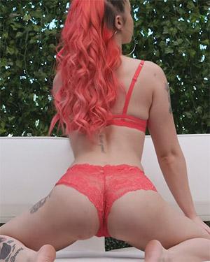 Ariel Alt Redhead Casting Couch HD