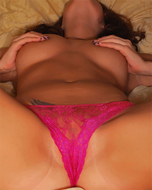 Avery Ray Metal and Lace Totally Exposed