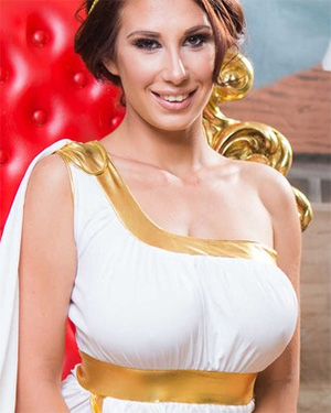 Ayda Swinger Big Tits In History