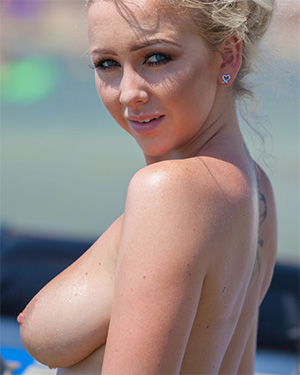 Beth M Rib Real Bikini Girls
