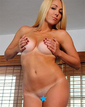 Brooke Marks Nude Bedroom