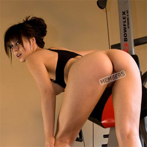 Bryci Working Out