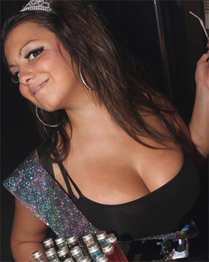 Real Busty Girls Go Clubbing