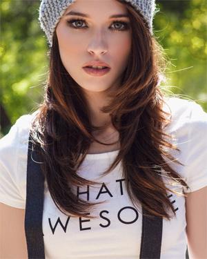 Caitlin McSwain Hot Supermodel