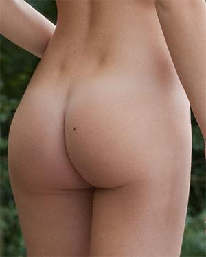 Carisha Sexy Ass Dimples