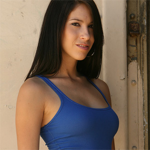 Cassie Sexy Blue Dress